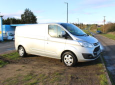 2017 (17 PLATE) FORD TRANSIT CUSTOM 290 LIMITED