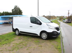 2016 (66 PLATE) RENAULT TRAFIC SL27 BUSINESS ENERGY DCI