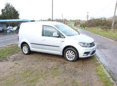 2016 (66 PLATE) VOLKSWAGEN CADDY C20 HIGHLINE TDI
