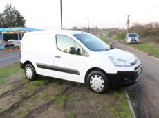 2013 (63 PLATE) CITREON BERLINGO 850 ENTERPRISE HDI
