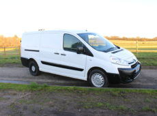 2015 (15 PLATE) CITREON DISPATCH 1200 L2H1 ENTERPRISE HDI