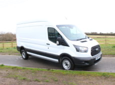 2017 (67 PLATE) FORD TRANSIT 350 PANEL VAN