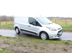 2017 (17 PLATE) FORD TRANSIT CONNECT 210 TREND L2