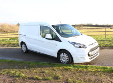 2016 (16 PLATE) FORD TRANSIT CONNECT 210 LWB