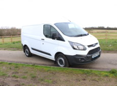2014 (64 PLATE) FORD TRANSIT CUSTOM 270 ECO_TECH