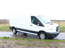 2016 (16 PLATE) FORD TRANSIT 350 TREND