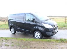 2016 (65 PLATE) FORD TRANSIT CUSTOM 270 LIMITED E-TECH
