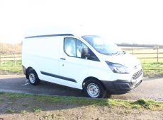 2015 (65 PLATE) FORD TRANSIT CUSTOM 290 ECO-TECH HIGH ROOF