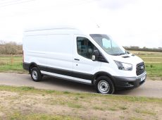 2017 (17 PLATE) FORD TRANSIT 350 LONG WHEEL BASE