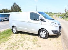 2016 (66 PLATE) FORD TRANSIT CUSTOM 270 LIMITED EURO 6
