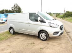 2018 ( 68 PLATE) FORD TRANSIT CUSTOM 300 LIMITED 130PS