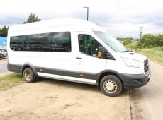 !!!! NO ADMIN FEES !!!! 2015 ( 65 PLATE ) FORD TRANSIT 460 TREND ECONETICTECH 17 SEAT MINIBUS