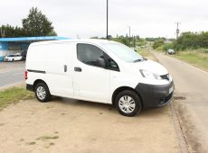 2013 (63 PLATE) NISSAN NV200 ACENTA DCI