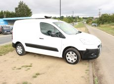 !!!! NO ADMIN FEES !!!! 2013 (13 PLATE) PEUGEOT PARTNER FRIDGE VAN 850 S L1 HDI