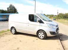 2017 ( 17 PLATE) FORD TRANSIT CUSTOM 270 LIMITED