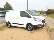 !!!! NO ADMIN FEES !!!! 2018 (18 PLATE) FORD TRANSIT CUSTOM 280 BASE L1 H1