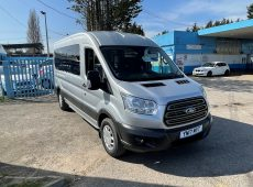 !!!! NO ADMIN FEES !!!! 2017 (17 PLATE) TRANSIT 410 TREND ECONETICTECH