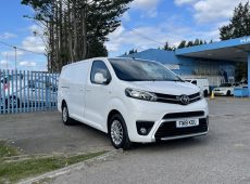 !!!! NO ADMIN FEES !!!! 2018 (18 PLATE) TOYOTA PROACE L2 COMFORT
