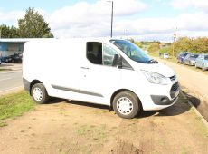 !!!! NO ADMIN FEES !!!! 2017 (67 PLATE) FORD TRANSIT CUSTOM 290 TREND