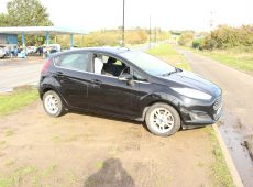 !!!! NO ADMIN FEES !!!! 2015 (65 PLATE) FORD FIESTA ZETEC TDCI 5 DOOR HATCHBACK