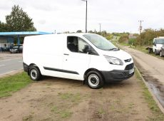 !!!! NO ADMIN FEES !!!! 2017 (67 PLATE) FORD TRANSIT CUSTOM 290 EURO 6