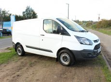2016 (65 PLATE) FORD TRANSIT CUSTOM 270 ECO-TECH