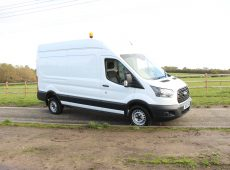 !!!! NO ADMIN FEES !!!! 2018 (18 PLATE) FORD TRANSIT 350 PANEL VAN