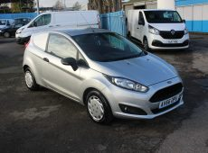 !!!! NO ADMIN FEES !!!! 2016 (66 PLATE) NEW FORD FIESTA EURO 6 AIR CON