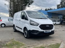 !!!! NO ADMIN FEES !!!! 2018 (18 PLATE ) FORD TRANSIT CUSTOM 280 BASE