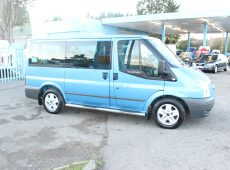 !!!! NO ADMIN FEES !!!! 2011 (11 PLATE)  FORD TRANSIT 115 TOURNEO T280S LTD MINIBUS 9 SEATS