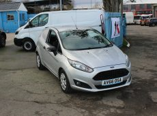 !!!! NO ADMIN FEES !!!! 2016 (66 PLATE) NEW SHAPE FORD FIESTA EURO 6