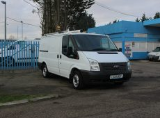 !!!! NO ADMIN FEES !!!! 2013 (13 PLATE) FORD TRANSIT EX BT FLEET 1 OWNER