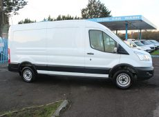 !!!! NO ADMIN FEES !!!! 2015 (15 PLATE) FORD TRANSIT 350 AWAITING PREP WORK