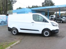 2018 (18 PLATE) FORD TRANSIT CUSTOM 300 BASE