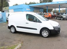 2017 (67 PLATE) CITREON BERLINGO 624 ENTERPRISE BLUE HDI