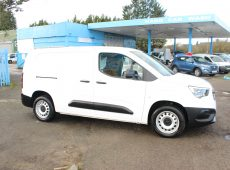 !!!! NO ADMIN FEES !!!! 2019  (19 PLATE) VAUXHALL COMBO 2300 EDITION S/S  L2 H1 (LONG WHEEL BASE)