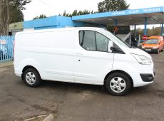 !!!! NO ADMIN FEES !!!! 2018 (18 PLATE ) FORD TRANSIT CUSTOM 310 LIMITED