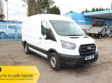 !!!! NO ADMIN FEES !!!! 2019 (69 PLATE) FORD TRANSIT 350 LEADER EURO 6.1