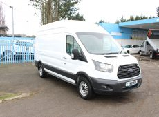 !!!! NO ADMIN FEES !!!! 2018 (68 PLATE) FORD TRANSIT 350 L3 H3 LONG WHEEL BASE