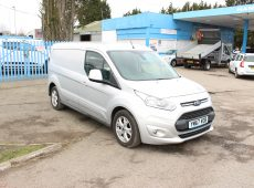 !!!! NO ADMIN FEES !!!! 2017 (67 PLATE) FORD TRANSIT CONNECT 240 LIMITED L2