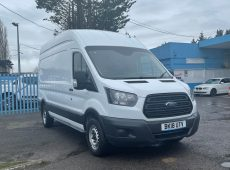 !!!! NO ADMIN FEES !!!! 2018 (18 PLATE) FORD TRANSIT 350 LONG WHEEL BASE HIGH ROOF