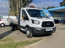 2017 (17 PLATE) FORD TRANSIT DROPSIDE EURO 6 BLUETOOTH