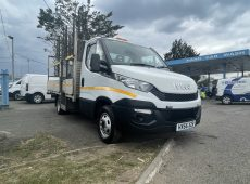 2016 (66 PLATE) IVECO DAILY FLATBED