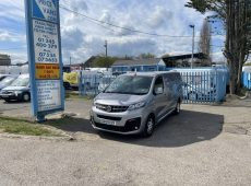 !!!! NO ADMIN FEES !!!! 2019 (69 PLATE VAUXHALL VIVARO EURO 6 AIR CON !!!! JUST ARRIVED AWAITING PREP WORK !!!!
