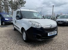 2016 (16 PLATE) VAUXHALL COMBO 1 OWNER FULL SERVICE HISTORY