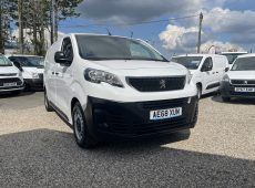 2018 (68 PLATE) PEUGEOT EXPERT PROFESSIONAL EURO 6 AIR CON CRUSIE CONTROL 1 OWNER