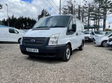 2012 (62 PLATE) FORD TRANSIT SMALL WHEEL BASE NO VAT