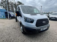 2017 (67 PLATE) FORD TRANSIT 350 TIPPER EURO 6
