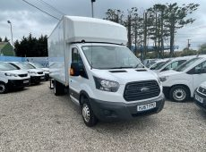 2017 (67 PLATE) FORD TRANSIT 350 LUTON