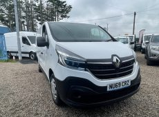 2019 (69 PLATE) RENAULT TRAFFIC BUSINESS EURO 6 1 OWNER
